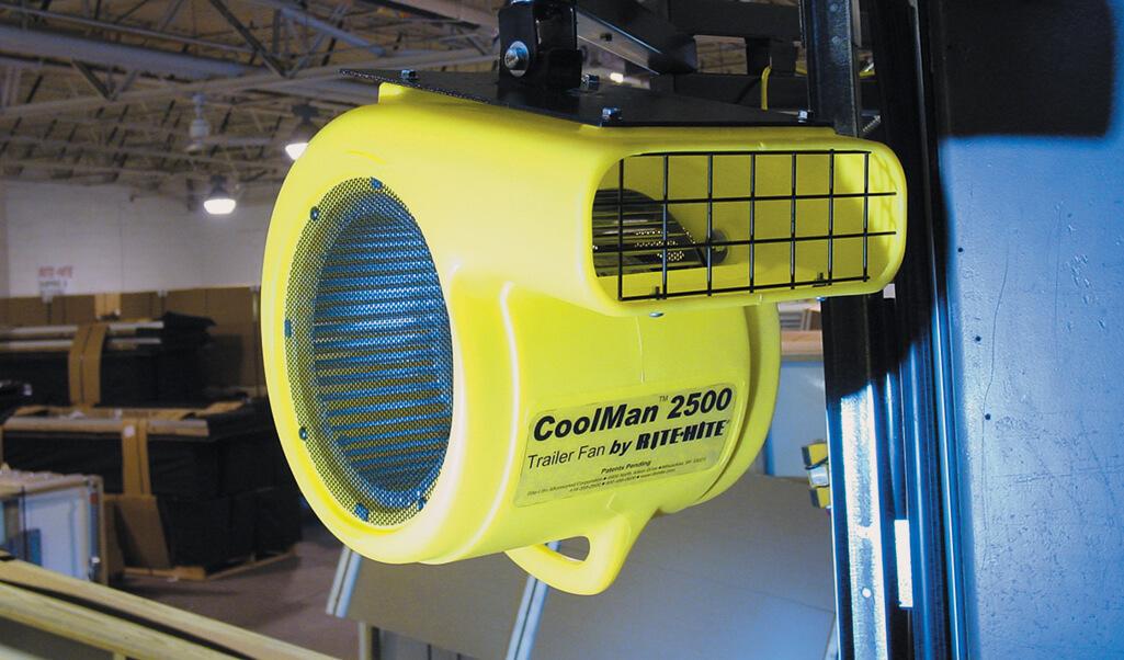 Quạt làm mát Container (Coolman Trailer)