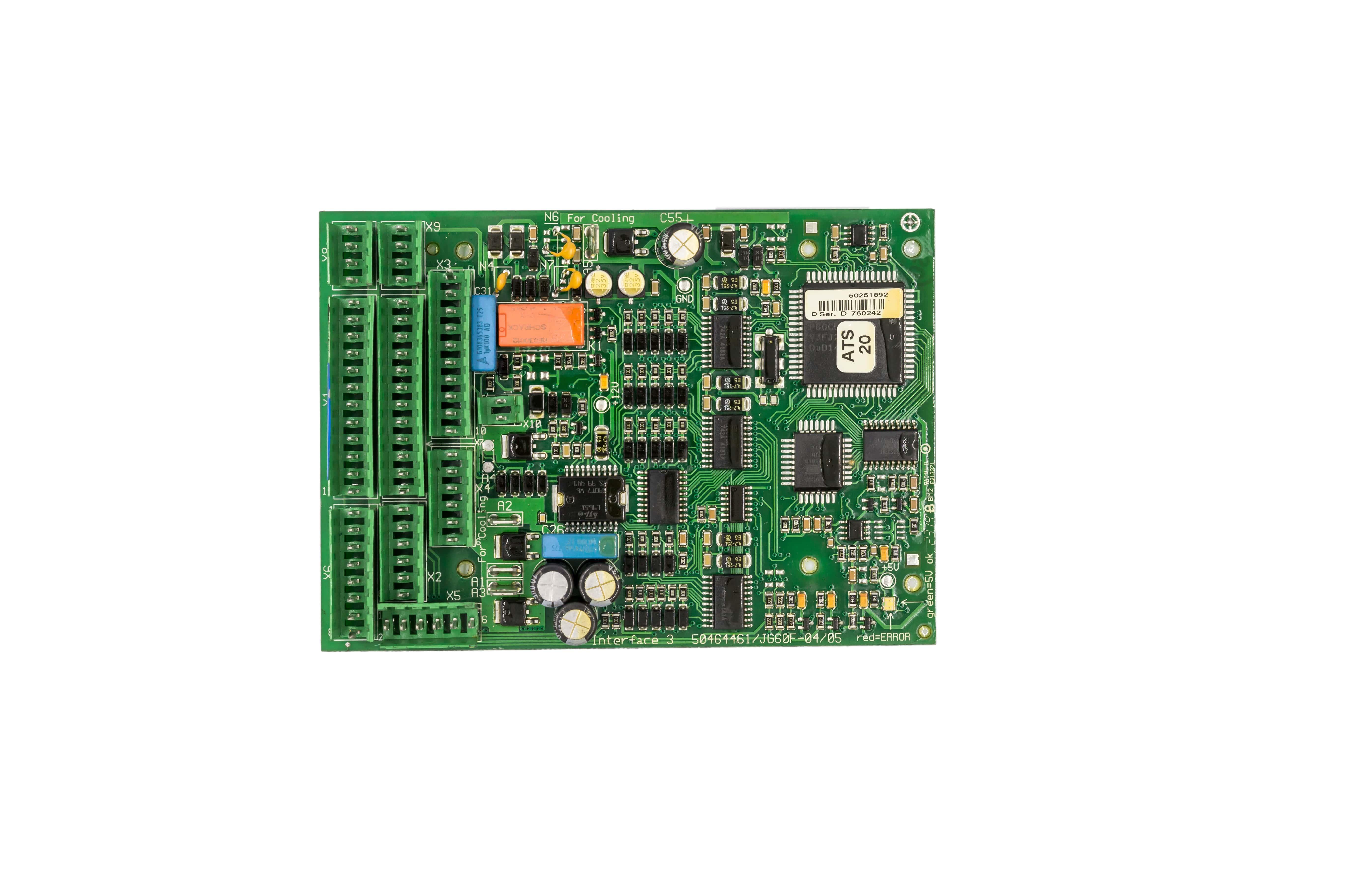 Bo Mạch Lái Xe Nâng Điện Counterbalance EFG 216k/320n