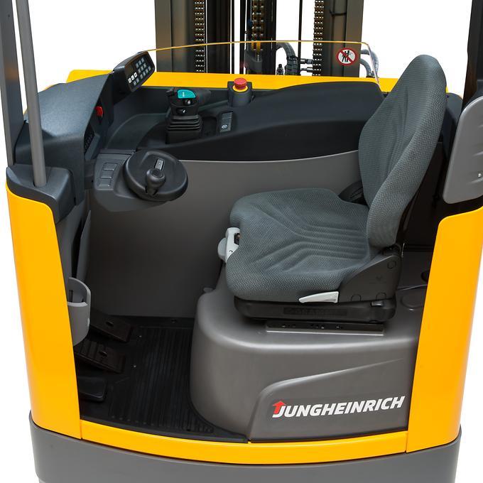 Xe Nâng Điện Reach Truck Jungheinrich ETM 325